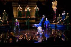 New Acts Bring Fresh Energy to 'La Nouba' by Cirque du Soliel