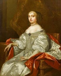 Anne Hyde, Duchess of York, Mother of Queen Mary II and Queen Anne by ? (location unknown to gogm) Queen Mary Ii, Queen Anne, Adele, Stuart Dynasty, House Of Stuart, 17th Century Fashion, Duchess Of York, Bonnie Prince, Queen Of England