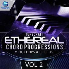 Ethereal Chord Progressions Vol.2 WAV MiDi Ni Massive MAGNETRiXX Magesy.Club