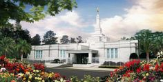 Columbia South Carolina Temple