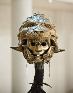 Gladiator Lion Helmet