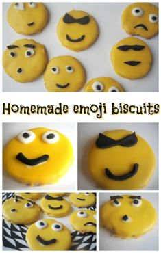 Homemade emoji biscuits.... | The Diary of a Frugal Family Frugal Meals, Quick Easy Meals, Slow Cooker Recipes, Cooking Recipes, Easy Homemade Gifts, Frugal Family, Salty Snacks, Biscuit Recipe, Great Recipes