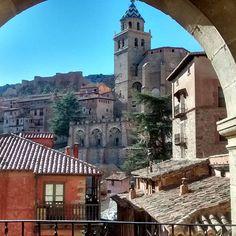 Albarracín (Teruel) #albarracin#teruel#aragon