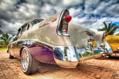 Photo BelAir by Alessandro Ciabini on 500px Vintage Cars, Antique Cars, Chevy Girl, Hood Ornaments, Love Car, My Ride, American, Cars And Motorcycles, Luxury Cars