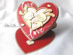 I KROPKA: walentynki z Yume Art/ valentines with Yume Art