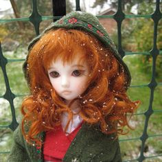 Ball Doll Jointed English Ivy | Resin Life Asian Ball-Jointed Dolls