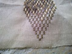 Diy And Crafts, Cross Stitch, Brooch, Couture, Crochet, Jewelry, Arrows, Dots, Needlepoint