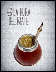 Es la hora del mate Love Mate, Yerba Mate Tea, Tea Cups, Food, Collections, Beautiful, Ideas, Arrow, Argentinian Recipes