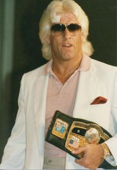 The Domed Globe: Ric Flair