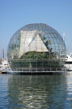 La Bolla, Genova - Itália (Renzo Piano)
