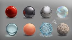 material study.. Can you guess it all?