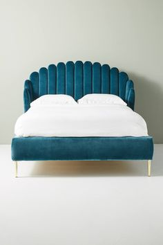 Feather Collection Bed | Anthropologie