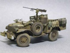 "missing-lynx.com - Gallery - US three-quarter ton 4x4 Weapons Carrier ""Beep"""
