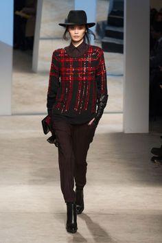 Kenneth Cole at New York Fashion Week Fall 2014