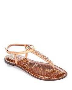 Sam Edelman Sandals - Gwyneth Studded Thong   Bloomingdale's.  they don't have my size.... sadness.