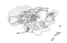 Dungeons and Dragons starter fantasy island map Fantasy World Map, Building Map, Avatar World, Island Map, Fantasy Island, Hd Backgrounds, Cartography, Map Art, Writing Inspiration