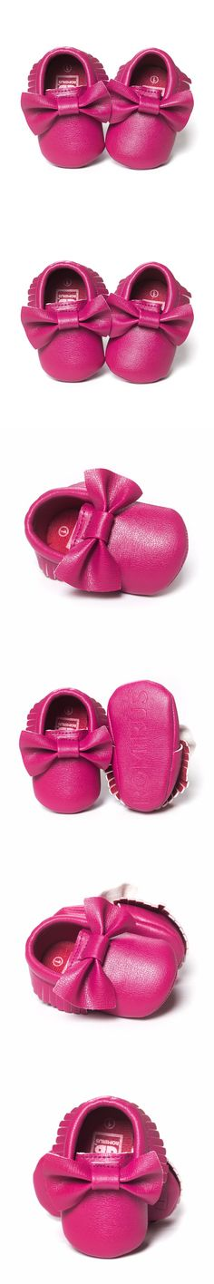 NEW Styles Baby Soft Flock Tassel Moccasins Girls Moccs Baby Booties Shoes Moccasin design baby shoes Newborn shoes Pink color