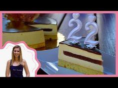 SÜTIK BIRODALMA: Körtés-fehér csokoládés mousse torta