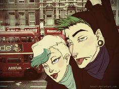 photo from London by *Fukari on deviantART