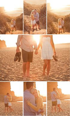 Cute Engagement pics...so simple!