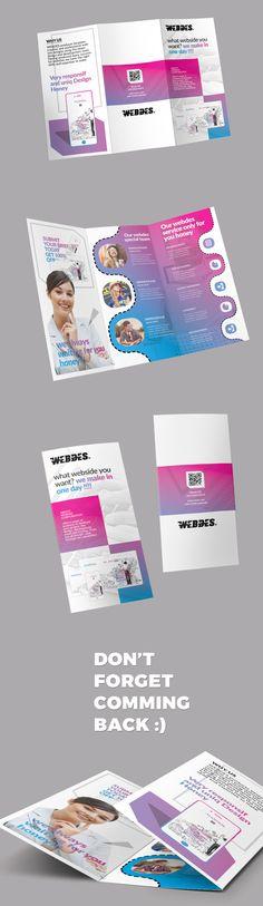 Molecule Design Brochure Template Creativework247 Templates