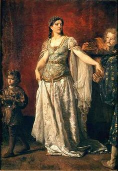 Richeza of Lotharingia (995/1000 - 1063). Queen of Poland from 1025 until 1031, and again from 1032 until 1034. She was the wife of Mieszko II, who she had three children with. They never saw each other again after her husband was deposed in 1031, although she was still referred to as queen during his second reign. She later became a nun.
