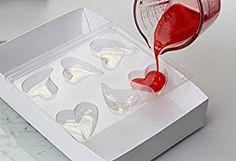 GLOREX 61600122-Certifié Savon à la glycérine Transparent, transparent, 500 g
