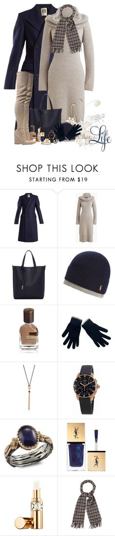 """Wishing the Best to ""All"""" by denisewood ❤ liked on Polyvore featuring Connolly, J.Crew, Yves Saint Laurent, Polo Ralph Lauren, Orto Parisi, Ermanno Scervino, New Directions, Certina, Emma Chapman and Christian Dior"