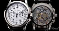 PATEK PHILIPPE Complications Chronograph  / Ref.5170G-001