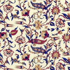 Machine offset-printed by Rossi in Florence, Italy, these prints are inspired by traditional designs.