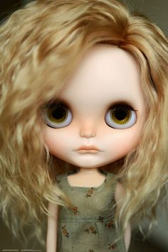 Custom Blythe Doll OOAK by Odd Doll