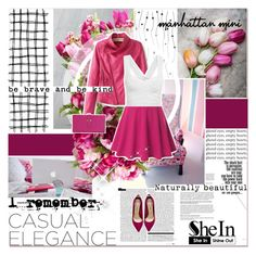 """# XXVI/3 SheIn"" by lucky-1990 ❤ liked on Polyvore"