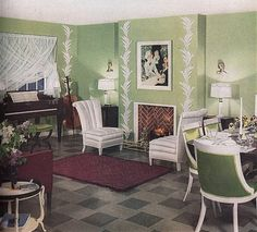 1930s Interior Design 1930s Interior Design Living Room Due To