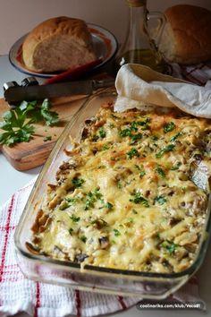 Bosnian Recipes, Croatian Recipes, Potato Recipes, Chicken Recipes, Macedonian Food, Best Food Ever, Casserole Dishes, Brunch Recipes, Food Dishes