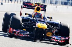 Red Bull RB8 - Sebastian Vettel / Mark Webber