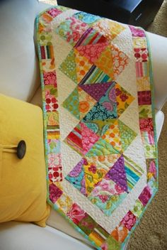 Little Charmers Table Runner