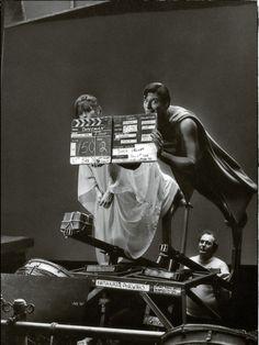 "Margot Kidder, Christopher Reeve, ""Superman The Movie"""