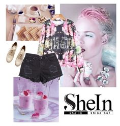 """SheIn-contest"" by minasalkicm ❤ liked on Polyvore featuring H&M"