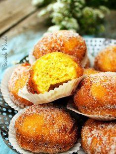Cookbook Recipes, Dessert Recipes, Desserts, Food Names, Ricotta, Turkish Recipes, Fritters, Pretzel Bites, Doughnuts