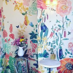 We wandered into a dream world today at #bakeri in Greenpoint! Pinterest wonderland
