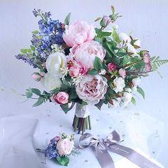 "19 Likes, 1 Comments - Lemongrass Wedding (@lemongrasswedding) on Instagram: ""Silk flower #lemongrassflower #flower #florist #flowershop #bouquet #bridebouquet #handtied…"""