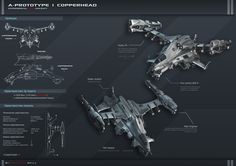 Fbx Copperhead Helicopter - 3D Model