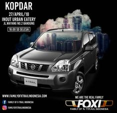 Nissan xtrail community Family of xtrail indonesia