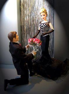 40 anniversary barbie & ken
