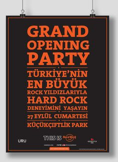 Hard Rock Cafe Istanbul, Grand Opening Party - Enes Keskin