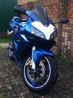 My Honda CBR 600 RR Honda Cbr 600, Motorbikes, Motorcycles, Vehicles, Rolling Stock, Motorcycle, Motorcycle, Vehicle, Crotch Rockets