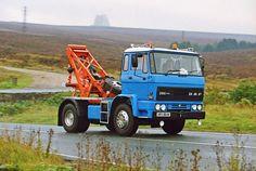 DAF tow wrecker truck