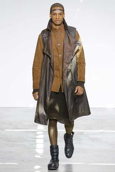 Boris Bidjan Saberi - Spring 2017 Menswear
