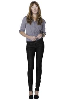 Tailor-made jeans and chinos for women. Online try-on.