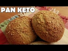 Comida Keto, Hcg Diet, Keto Bread, Sin Gluten, No Bake Desserts, Healthy Choices, Paleo Recipes, Food And Drink, Low Carb